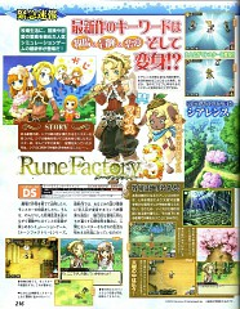 Rune Factory Series