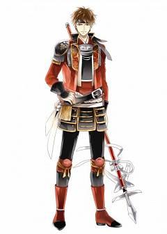 Sanada Yukimura (Ikemen Sengoku)