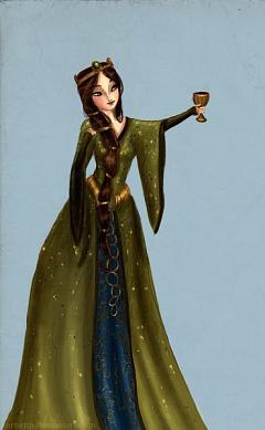 Queen Elinor