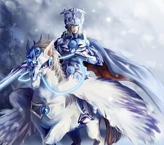 Solitary Knight Gancelot