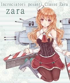 Zara (Kantai Collection)