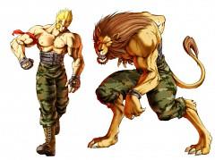Gado The Lion