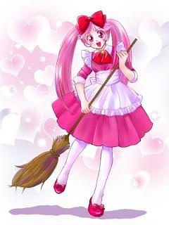 Pink (Bouken Precure Days)