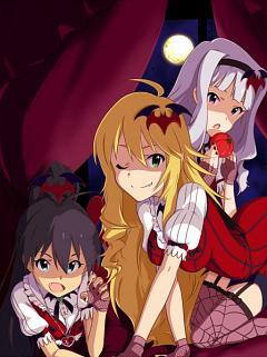 Kyun! Vampire Girl