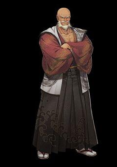 Shimazu Yoshihiro (Toki no Kizuna)