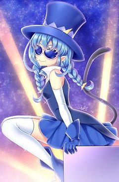 Kaitou Blue Cat