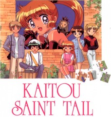 Mysterious Thief Saint Tail