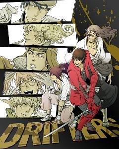 Drifters (Manga)