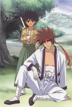 Meiji Swordsman Romantic Story