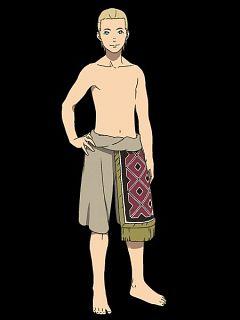 Shin (Fumetsu no Anata e)