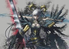 Berserker (Lord of Vermilion)
