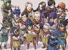 Dragon Quest - Main Games