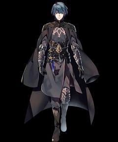 Byleth (male) (fire Emblem)