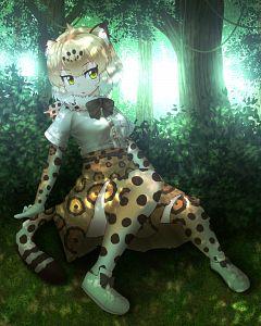 Jaguar (Kemono Friends)