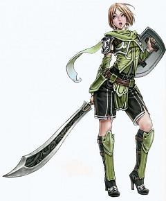 Circe (Valkyrie Profile Silmeria)
