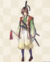 Tokugawa Ieyasu (Hanaoboro)
