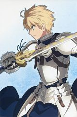 Saber (Fate/Prototype)