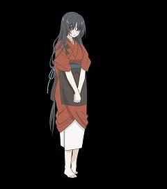 Shizuna (Kakuriyo no Yadomeshi)