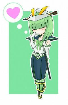 Onegai Green