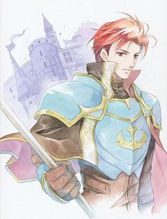 Seth (fire Emblem)