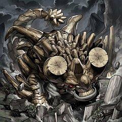 Redox Dragon Ruler of Boulders
