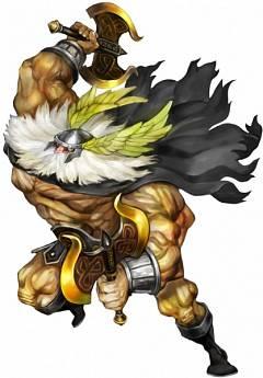 Dwarf (Dragon's Crown)
