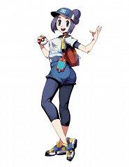 Female Protagonist (Pokemon Masters)