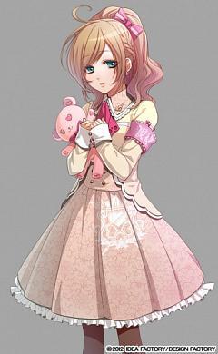 Miu (Glass Heart Princess)