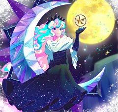 Moonlight Cookie (Milky Way)