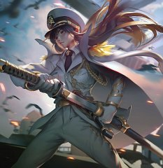 Female Admiral (Kantai Collection)