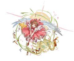 Windy Card Cardcaptor Sakura Zerochan Anime Image Board