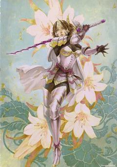 Tachibana Ginchiyo (Sengoku Musou)