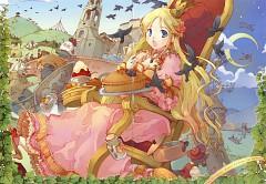 Bungaku Shoujo Fantasy Art Book