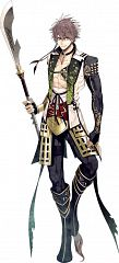 Maeda Toshiee (Sengoku Night Blood)