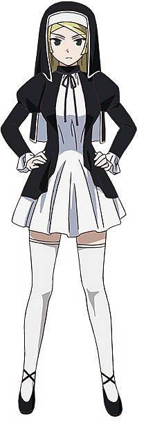 Miki (Gokukoku no Brynhildr)