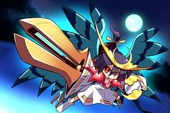 Goddess Of The Full Moon Tsukuyomi