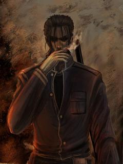Saitou Hajime (Rurouni Kenshin)