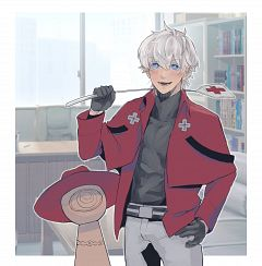 Ronald (Kyuuketsuki Sugu Shinu)