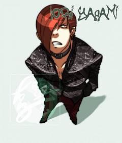 Yagami Iori