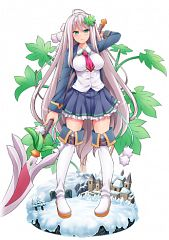Yatsude (FLOWER KNIGHT GIRL)