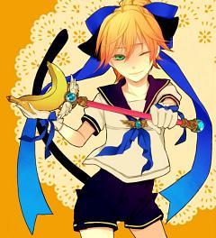 Magical Boy ☆ Kitty Len Len