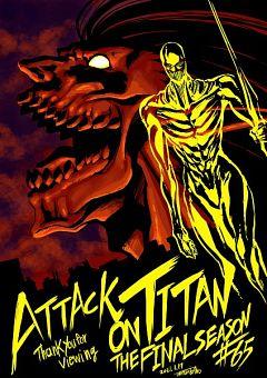 Attack On Titan: The Final Season