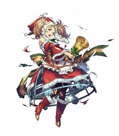 Lissa (fire Emblem)