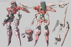 Zone of the Enders: Dolores I