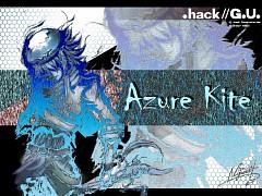 Azure Flame Kite