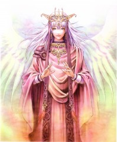 Winged Woman (Depth Fantasia)