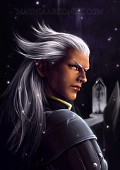 Ansem Seeker Of Darkness