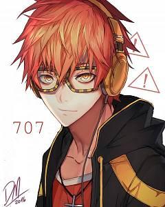 707 (Mystic Messenger)