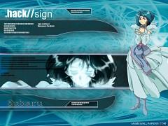 Subaru (.hack//Sign)