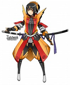 Rajang (Armor)